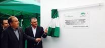 Medio Ambiente dota de un Punto Limpio de recogida de residuos al municipio de Vélez Málaga