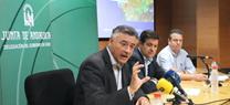 Medio Ambiente presenta un estudio sobre la inundabilidad de la cuenca del Guadalete en Jerez de la Frontera