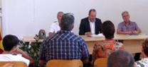 El Parque Natural de Cabo de Gata-Níjar participará en  Alemania en la reunión de la Red Europea de Geoparques