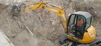 La Junta ejecuta labores de mantenimiento y conservación en 18 cauces de la provincia de Huelva