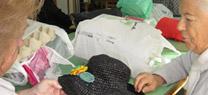 Personas mayores de Los Vélez aprenden a reciclar residuos con el programa Recapacicla