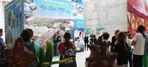 La Junta instala 33 boyas de fondeo ecológico para conservar las praderas de posidonia del litoral almeriense