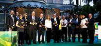 María Jesús Serrano entrega en Sevilla los XVIII Premios Andalucía de Medio Ambiente