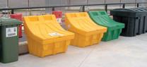 Medio Ambiente inicia las obras para la construcción de puntos limpios en cinco municipios andaluces