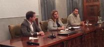 María Jesús Serrano aboga por una gestión pública del agua como garantía del bienestar y la cohesión social