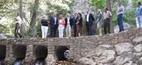 Medio Ambiente invierte 617.097 euros en la restauración del camino del nacimiento del río Andarax en Almería