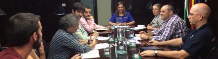 Serrano presenta a las organizaciones ecologistas el anteproyecto de Ley andaluza de Cambio Climático