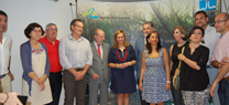 Serrano destaca el sector del agua como uno de los yacimientos de empleo verde con mayor proyección
