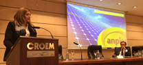 Serrano aboga por una transición medioambiental y energética centrada en las renovables y la 'economía verde'