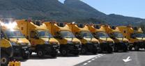 Autorizado el contrato para renovar los vehículos de incendios forestales y emergencias medioambientales
