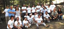 Finaliza el campo de voluntariado ambiental en el Parque Natural Sierra de Huétor