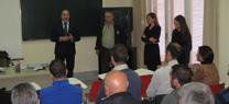 Agentes de Medio Ambiente de Almería participan en un curso de la Junta sobre gestión de conflictos