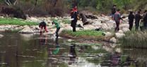 Más de 1.100 voluntarios ambientales evalúan 222 tramos fluviales de Andalucía a través del programa 'Andarríos'