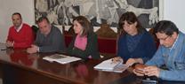 La Junta inicia las obras de mejora de 1.200 metros de la vía pecuaria de la cañada real del Camino de Lorca de Baza-Zújar