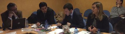 María Jesús Serrano destaca el empleo verde como una de las prioridades en la gestión del Gobierno andaluz