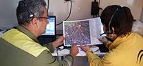 El Centro Operativo Provincial de Infoca en Almería se integra en la Plataforma de Gestión de Emergencias Andalucía