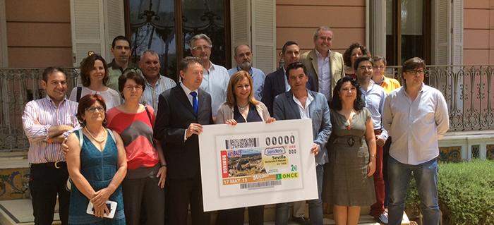 Serrano apuesta por avanzar en los beneficios que aporta la distinción de Parque Natural para la economía de las zonas rurales