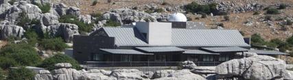 Medio Ambiente promueve la eficiencia energética del centro de  visitantes de El Torcal con la instalación de una caldera de biomasa