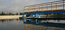 Medio Ambiente adjudica las obras de las nuevas Estaciones Depuradoras de Aguas Residuales de Aroche y Berrocal