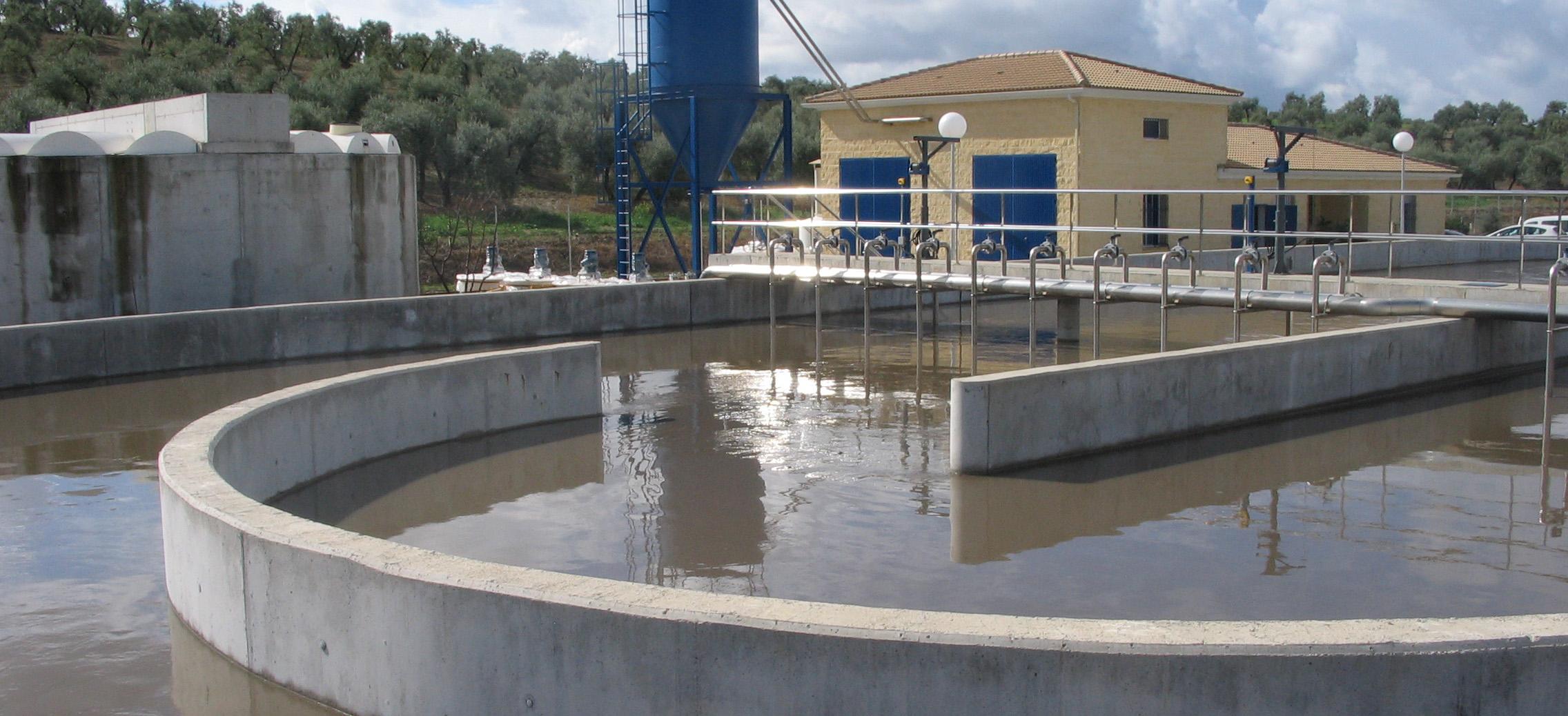 Medio Ambiente licita por 8,99 millones de euros la obras de la depuradora de aguas residuales de Arjona