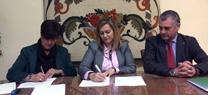 Medio Ambiente invertirá más de 3,6 millones de euros en la construcción de nuevas infraestructuras hidráulicas en Teba