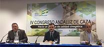 Medio Ambiente analiza la gestión sostenible de los recursos cinegéticos en el IV Congreso Andaluz de Caza