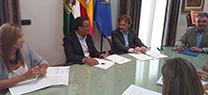 La Junta impulsará el Pacto Local ante el Cambio Climático para reducir las emisiones de CO2 en los municipios andaluces
