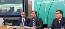 Medio Ambiente suscribe un acuerdo con dos empresas para el  desarrollo de un drone que permita radiolocalizar linces ibéricos