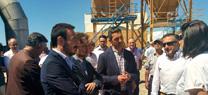 Medio Ambiente finaliza las obras de ampliación de la Estación de Depuración de Aguas Residuales de Rota