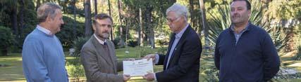 Fiscal destaca que la inclusión de Doñana en la Lista Verde supone un nuevo impulso al reconocimiento internacional del espacio