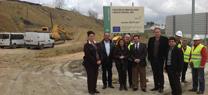 La Junta destina cerca de 360.000 euros a la construcción del punto limpio para la recogida de residuos de Porcuna