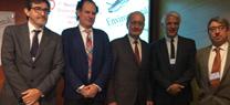 El viceconsejero de Medio Ambiente asiste en Málaga al I Encuentro de Periodistas Ambientales