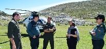 La Junta despliega un operativo en una inspección antiveneno en la Sierra de Castril para proteger al quebratahuesos