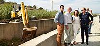 La Junta invierte 280.000 euros en limpiar cauces y ramblas para prevenir inundaciones en la provincia de Granada