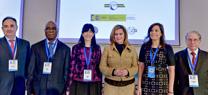 Serrano destaca el papel de los embalses andaluces en el desarrollo socieconómico de Andalucía