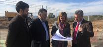 El sellado del vertedero de La Pitilla mejorará la calidad ambiental de los más de 30.000 habitantes de Puente Genil