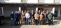 Se reúne el Patronato de los Humedales del Sur de Córdoba, destacando el buen estado de conservación de estos espacios naturales protegidos