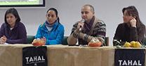 El delegado de Medio Ambiente participa en unas jornadas de concienciación sobre el expolio de setas en Tahal