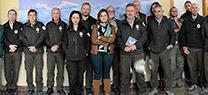 La Junta forma a 140 Agentes de Medio Ambiente en el manejo de la fauna silvestre