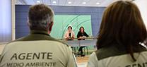 El Plan Infoca interviene en 121 ocasiones en lo que va de año con 83 conatos y 20 incendios forestales en Granada