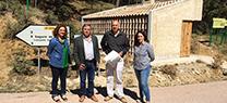 El Plan de Infraestructuras Forestales 2015 permite la mejora de seis carreteras en el Parque de Cazorla, Segura y Las Villas