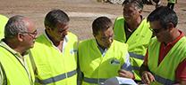 Medio Ambiente comienza las obras de sellado del vertedero de Andújar con una inversión de más de 452.000 euros