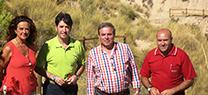 La Junta concluye las mejoras de la ruta por vías pecuarias entre Huesa e Hinojares con más de 91.000 euros de inversión