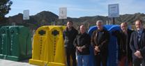 La Junta entrega al Ayuntamiento de Huércal-Overa un 'Punto Limpio' para la recogida selectiva de residuos urbanos