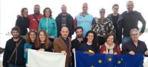 La Junta finaliza en La Isleta y Las Negras la campaña anual  para el seguimiento de praderas de posidonia oceánica