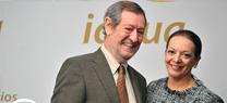 La Junta de Andalucía recibe el premio IAgua a la Mejor  Administración autonómica española