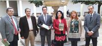 Medio Ambiente destaca el potencial del patrimonio natural andaluz como generador de empleo verde
