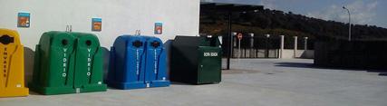 Medio Ambiente adjudica por un importe de 342.708 euros las obras del punto limpio de recogida de residuos de La Línea