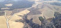 El Plan Infoca da por controlado el incendio de Quesada, en la provincia de Jaén