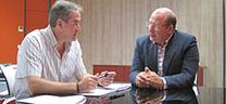 Junta y Ayuntamiento de Jaén acuerdan celebrar una reunión técnica para agilizar la aprobación definitiva del PGOU